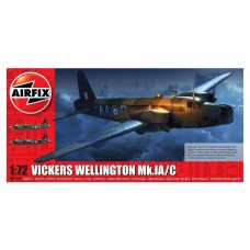 Vickers Wellington Mk.IC 1/72