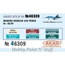 Su-32 / Su-34, Russian Airforce (L)
