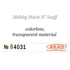 "AKAN 84031 Glue for plastic models ""Pro"" (Extra thin)"
