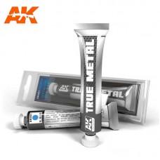 AK451 True Metal - Metallic Blue