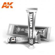 AK461 True Metal - Gun Metal