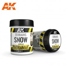 AK8011 Terrains Snow 250 ml