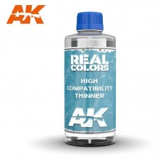 RC702 AK Real Color High Compatibility Thinner 400ml