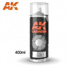 AK1012 Gloss Varnish - Spray 400ml