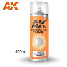 AK1015 Protective Varnish - Spray 400ml