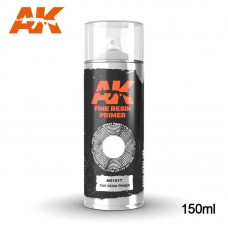 AK1017 Fine Resin Primer - Spray 150ml