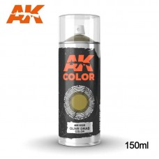 AK1025 Olive Drab - Spray 150ml
