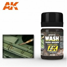 AK045 Dark Wash For Green