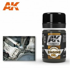 AK2019 Aircraft Engine Oil