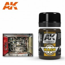 AK2033 Wash For Aircraft Engine