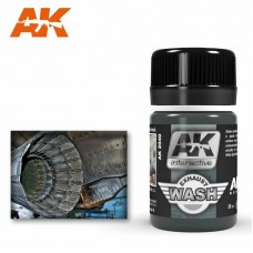 AK2040 Wash For Exhaust