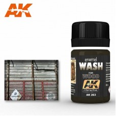AK263 Wash For Wood