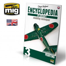 Encyclopedia of aircraft modelling techniques Vol.3: Painting