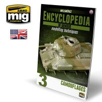 Encyclopedia of armour modelling techniques Vol.3: Camouflages