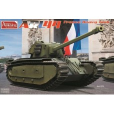 ARL44 French Heavy Tank 1/35