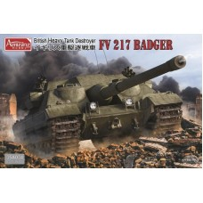 FV217 Badger 1/35