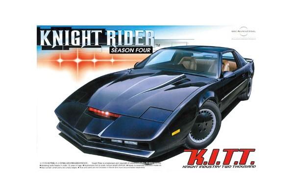 Knight Rider 2000 K.I.T.T. - Season Four 1/24