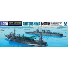IJN Seaplane Tender Akitsushima 1/700