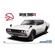 Nissan KPGC110 Skyline HT2000GT-R '73 1/24