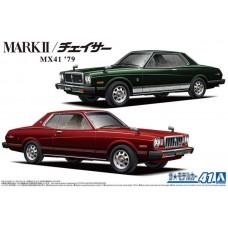 Toyota MX41 Mark II / Chaser '79 1/24