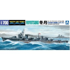 IJN Destroyer Fuyuzuki 1/700