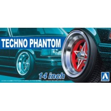 Techno Phantom 14 inch 1/24