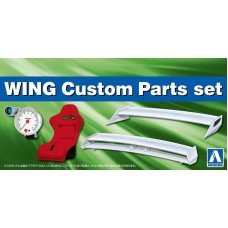 Wing & Custom Parts Set 1/24