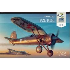 PZL P.11c Expert Set 1/48