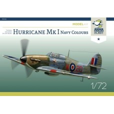 Hawker Hurricane Mk I Navy Colours 1/72