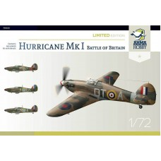 Hurricane Mk I - Battle of Britain - Limited Edition 1/72