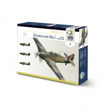Hurricane Mk I - Allied Squadrons  - Limited Edition 1/72
