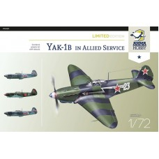 Yakovlev Yak-1b Allied Fighter Limited Edition 1/72