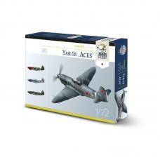 Yakovlev Yak-1b Soviet Aces Limited Edition 1/72