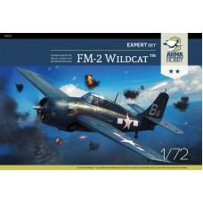 Grumman FM-2 Wildcat Expert Set 1/72
