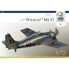Grumman Wildcat Mk VI Model Kit 1/72