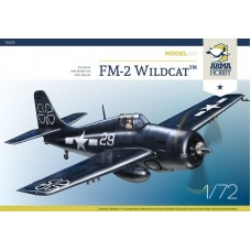 Grumman FM-2 Wildcat Model Kit 1/72