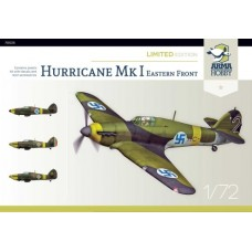 Hawker Hurricane Mk I Eastern Front - Limited Edition 1/72