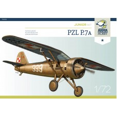 PZL P.7a Junior Set 1/72