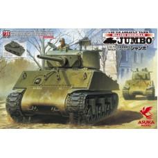 """M4A3E2 Sherman """"Jumbo"""" 1/35"""