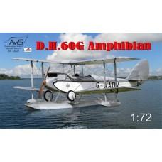 de Havilland DH.60G Amphibian 1/72