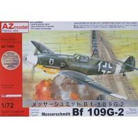 """Messerschmitt Bf 109G-2 """"Early Gustav"""" 1/72"""
