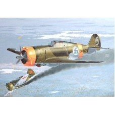 Curtiss Hawk H-75A Nordic Hunter 1/72