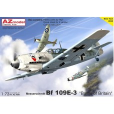 "Messerschmitt Bf 109E-3 ""Battle of Britain""  1/72"