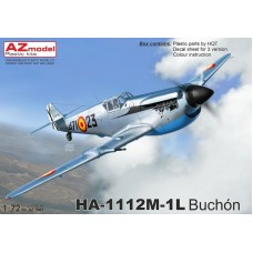 Hispano Aviación HA-1112-M1L Buchón 1/72