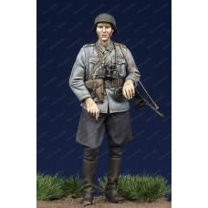Bodi 35147 Finnish Officer WW II 1/35