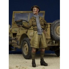 Bodi 35160 Desert Rat - British Soldier WW II 1/35