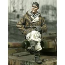Bodi 35001 SS Panzer Crewman 1/35