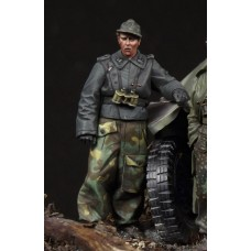 Bodi 35080 SS Panzer Recon Officer #1 1/35