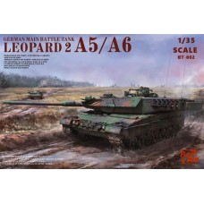 Leopard 2A5/A6 - A5 A6 Early & A6 Late 1/35
