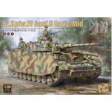 Pz.Kpfw.IV Ausf.H Early/Mid 2 in 1 1/35